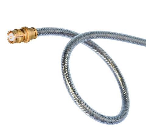 Low loss, fleksibelt coax kabel med 55% lavere dæmpning
