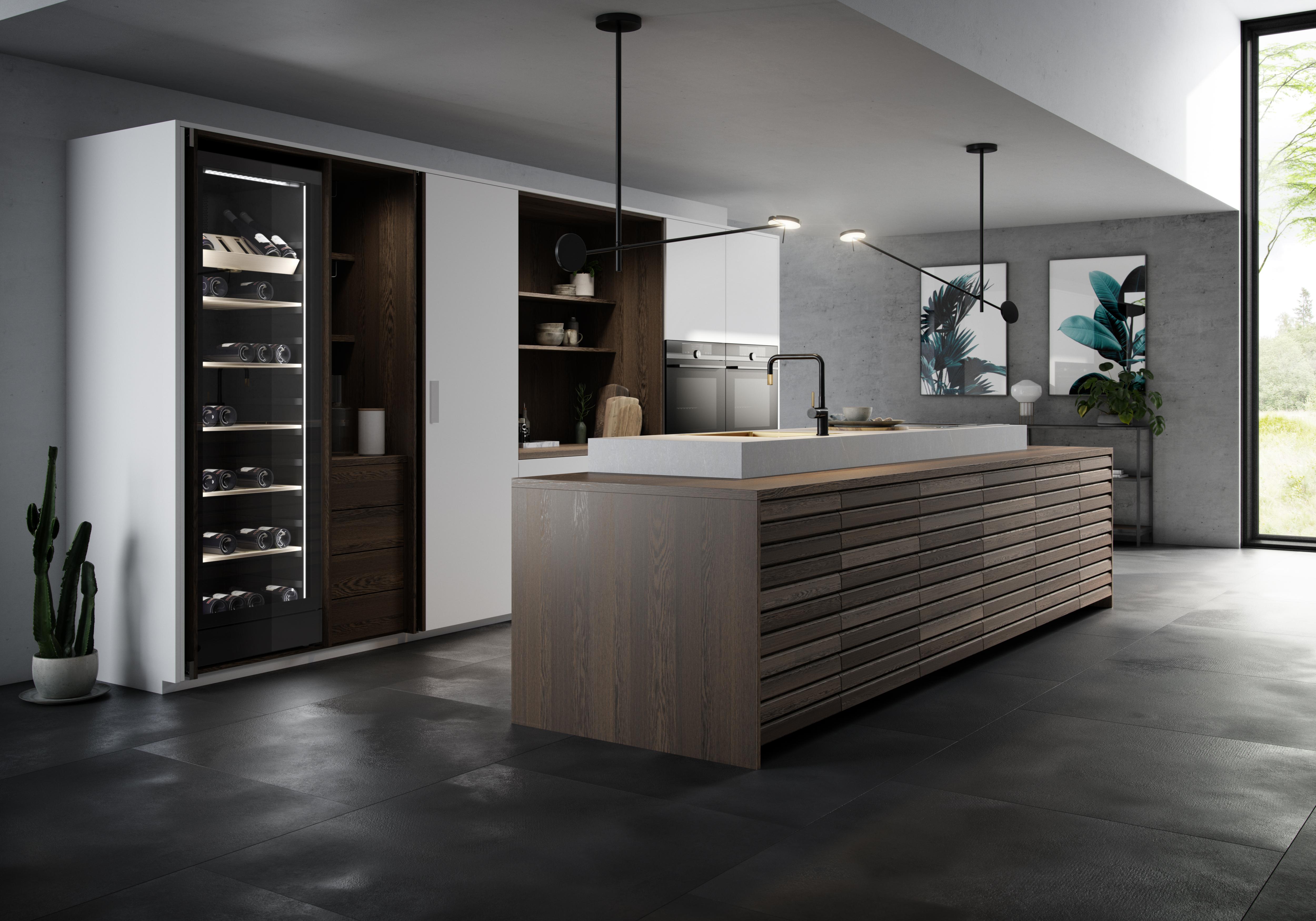 svane design Svane Køkkelaunches new kitchen series for 2018   Nordic  svane design