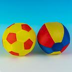 Ballon bolde i 2 forskellige design