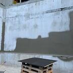 Vandtæt fleksibel cement membran mod fugt og konstant vandtryk på op til 50m vandsøjle.
