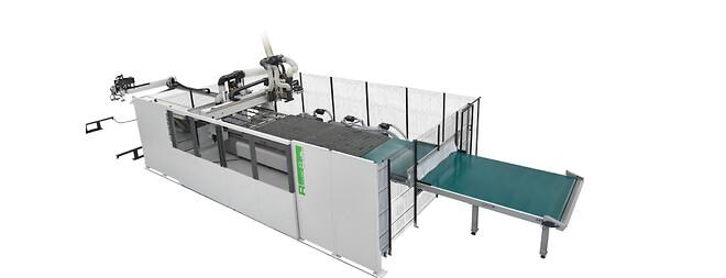 Lynhurtig Rover CNC med hurtig bearbejdning