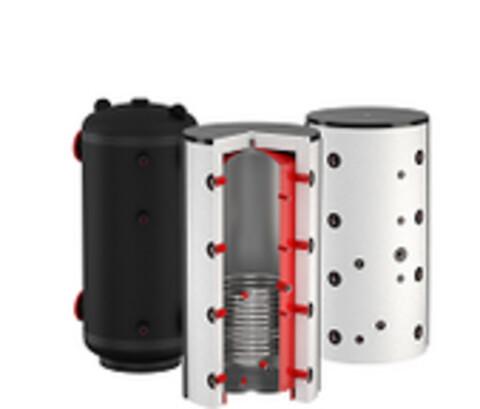 Buffer- og varmtvandsbeholdere