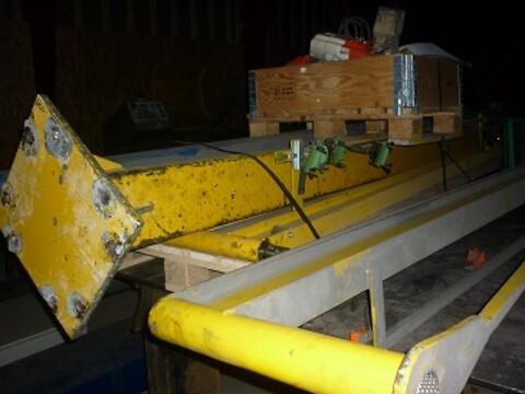 Velholdte svingkraner sælges 60-100-125-250-500-100 kg