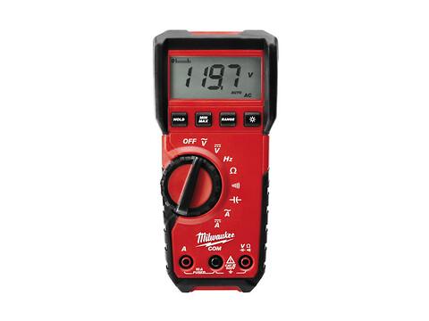 Multimeter DIGITAL 2216-40 MILWAUKEE
