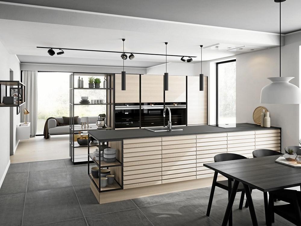 Typehusfirma skifter køkken-leverandør - Building Supply DK