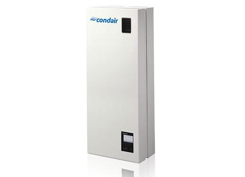 Condair CP3 Mini: Diskret design gör flera användningsmöjligheter - Condairs CP3 Mini er en kompakt og støjsvag dampbefugter ideel til kontoret.