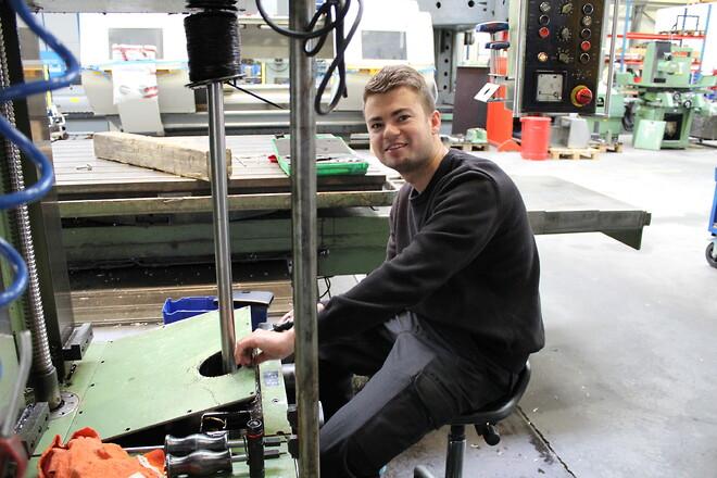 Ny Industritekniker hos Bast & Co
