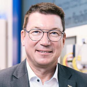 Burkhard Balz, Senior Vice President Automation Systems
