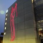 Wembley Pink Parkeringshus i London, England