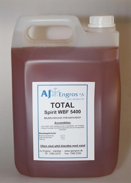 Køle/smøremiddel - skæreolie 5 ltr