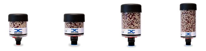 Des-case luftfilter med giftfrit tørremedie, Filterteknik A/S