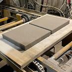 Bæredygtige fliser med 60% mindre CO2 udledning end normal cement