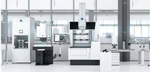 ZEISS 3D-röntgenmätning och scanning