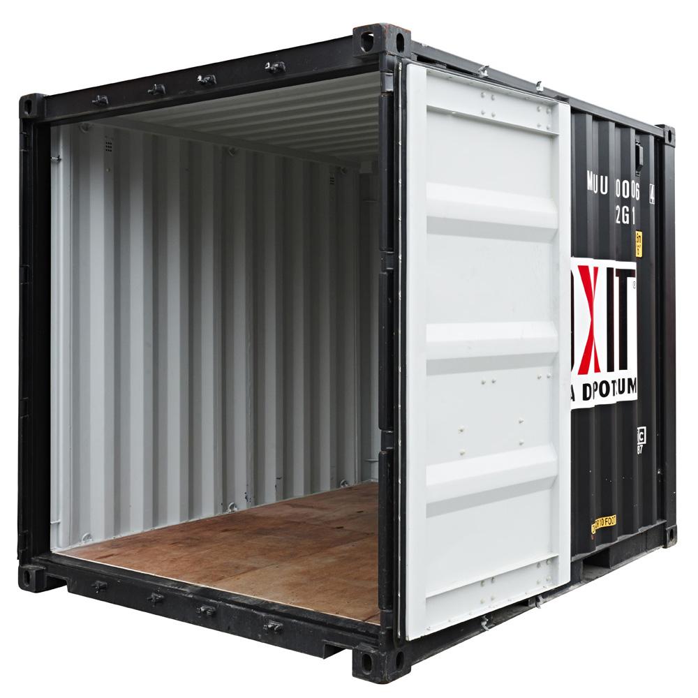 10 fods container metal supply dk. Black Bedroom Furniture Sets. Home Design Ideas