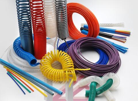 Slanger - KH-Technic,slanger,PTFE slanger,PA,Polyamid,PU,PUR,Polyurethane,Polyethylene,PE, PELD, PEHD,Polyvinylclorid,PVC, PVC-RT,Silikone,PVDF, PolyTetraFluroEthylene,PTFE,Teflon, ePTFE,ETFE,FEP, PFA,E-CTFE,tubes