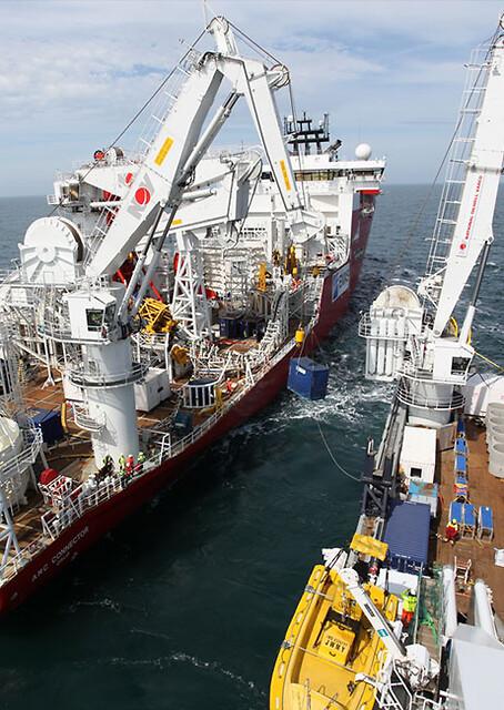 Noble Installation tilbyr Maritime Operasjoner