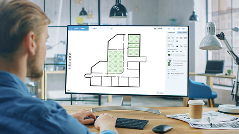 DBI Projects | ABA - projekteringsværktøj for ABA-installatører - DBI Projects er et nyt digitalt værktøj, der gør tilbudsfasen, projekteringsprocessen og kommunikationen for installatører i byggeprocessen lettere og mere effektiv.