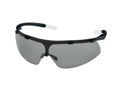 Sikkerhedsbrille superfit mørk - uvex