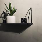 Beton i indretningen - Contec Coating skaber moderne betonoverflader på væggen
