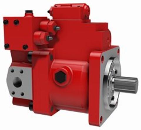 Leverandør av hydraulikk fra KAWASAKI Precision Machinery LTD
