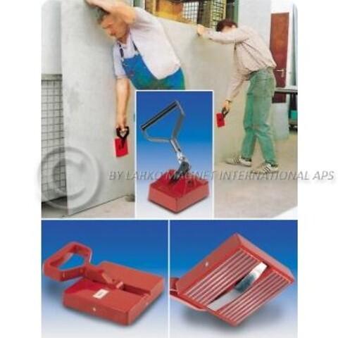 Svingmagnet - sikkert og effektivt løft af stålplader
