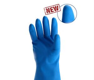 Nya återanvändningsbara nitrilhandskar detekterbara i både metall- och röntgendetektor.