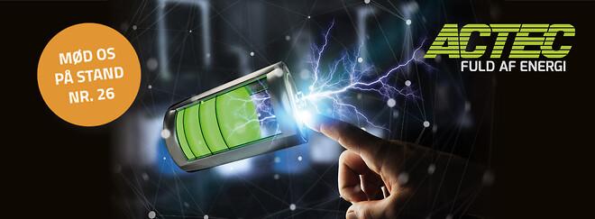 Batterier til fremtidens teknologier