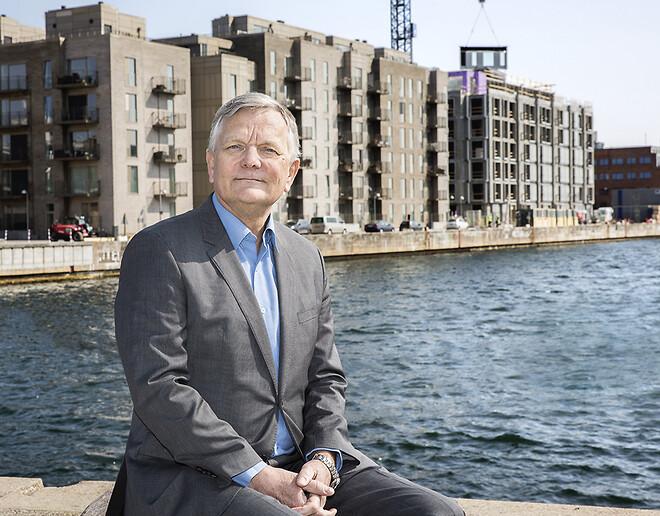 Allan Andreasen, fossile brændsler, fjernvarme