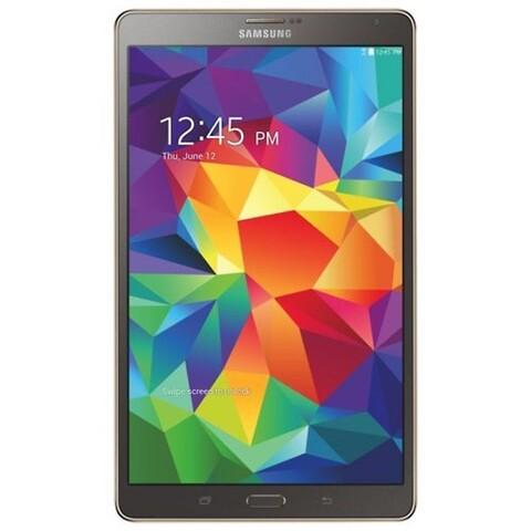 Tablet samsung galazy 16 gb bronze (brugt)