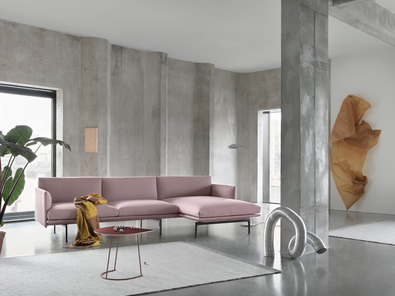 photo muuto - Nordic Design Chaise