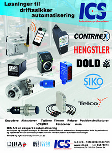 automatisering ICS Telco Hengstler Contrines Siko