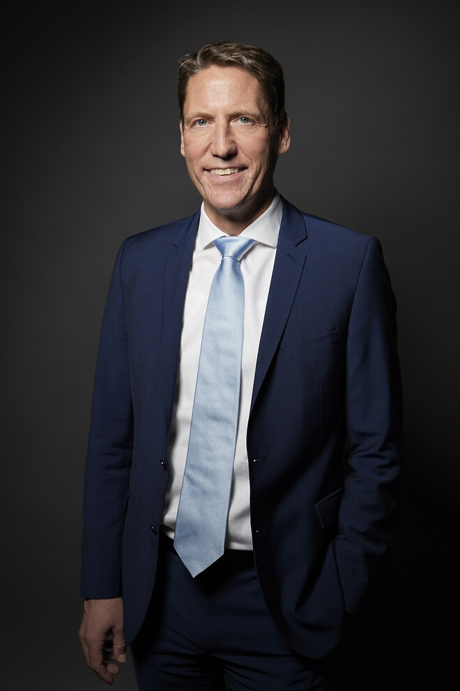 GROHEs CEO, Thomas Fuhr