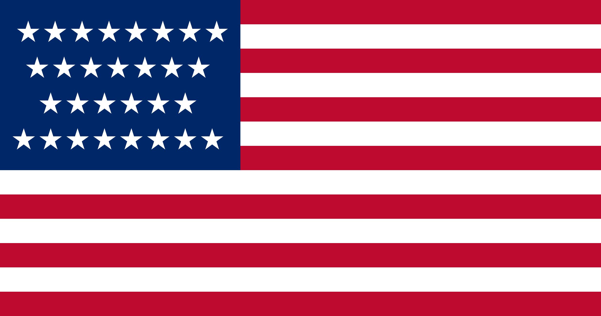 USA flagg