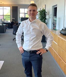 Seritronic Lasse Langelund Pedersen Global Sales Manager