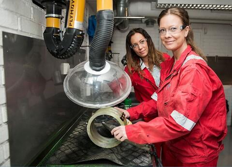 Kurser i magnetpulverprøvning (MT) i hendhold til EN ISO 9712/ Nordtest