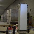 Kontrolskab til styresystem fra tunnelelement 1