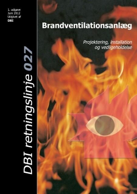 Ny retningslinje om brandventilation