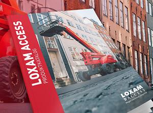 Nyt liftkatalog på gaden fra Loaxam