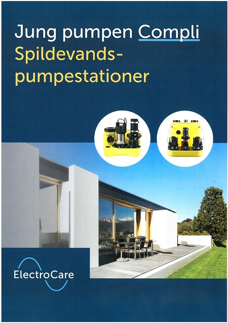 Electro Care ApS - Spildevandspumpestationer