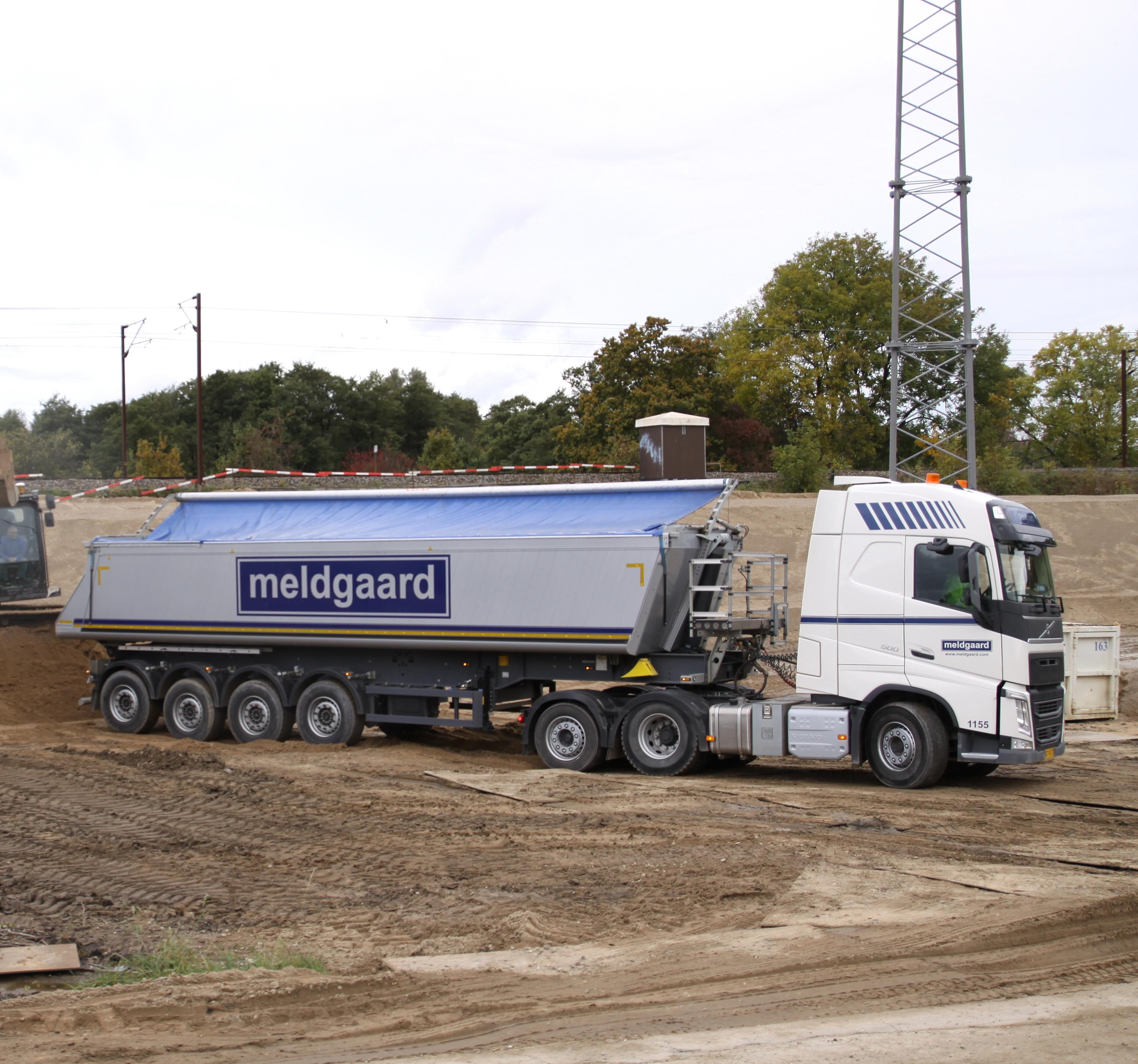 vognmænd transport kørsel til salg