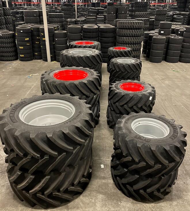 "AGRIMAX FORCE BKT \""Gripen Wheels\"""