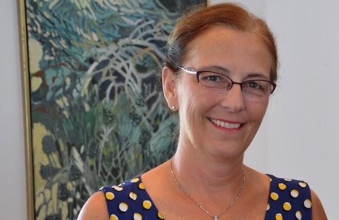 Direktør hos Grønbech, Susanne Lindø