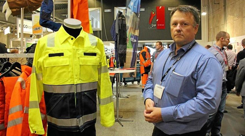 Offshore sikkerhed breder sig gennem arbejdstøj Jern