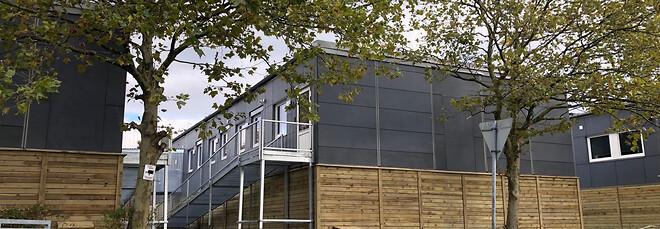 Midlertidige pavilloner skaber sikre rammer for patienter