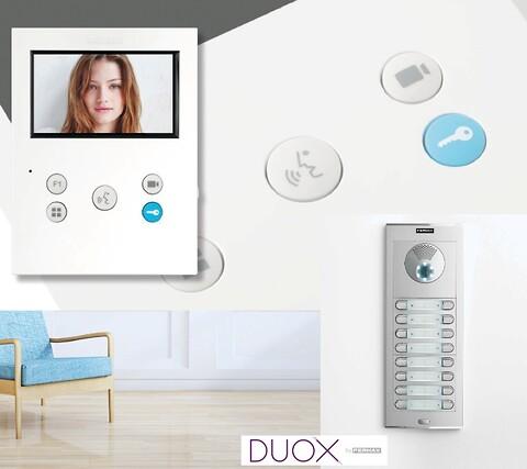 DUOX dørtelefon system: Hvorfor er det det bedste dørtelefon system for installatører?