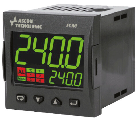 Kube KM3, en god alsidig regulator.