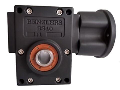 BBS rustfri snekkegear og gearmotorer