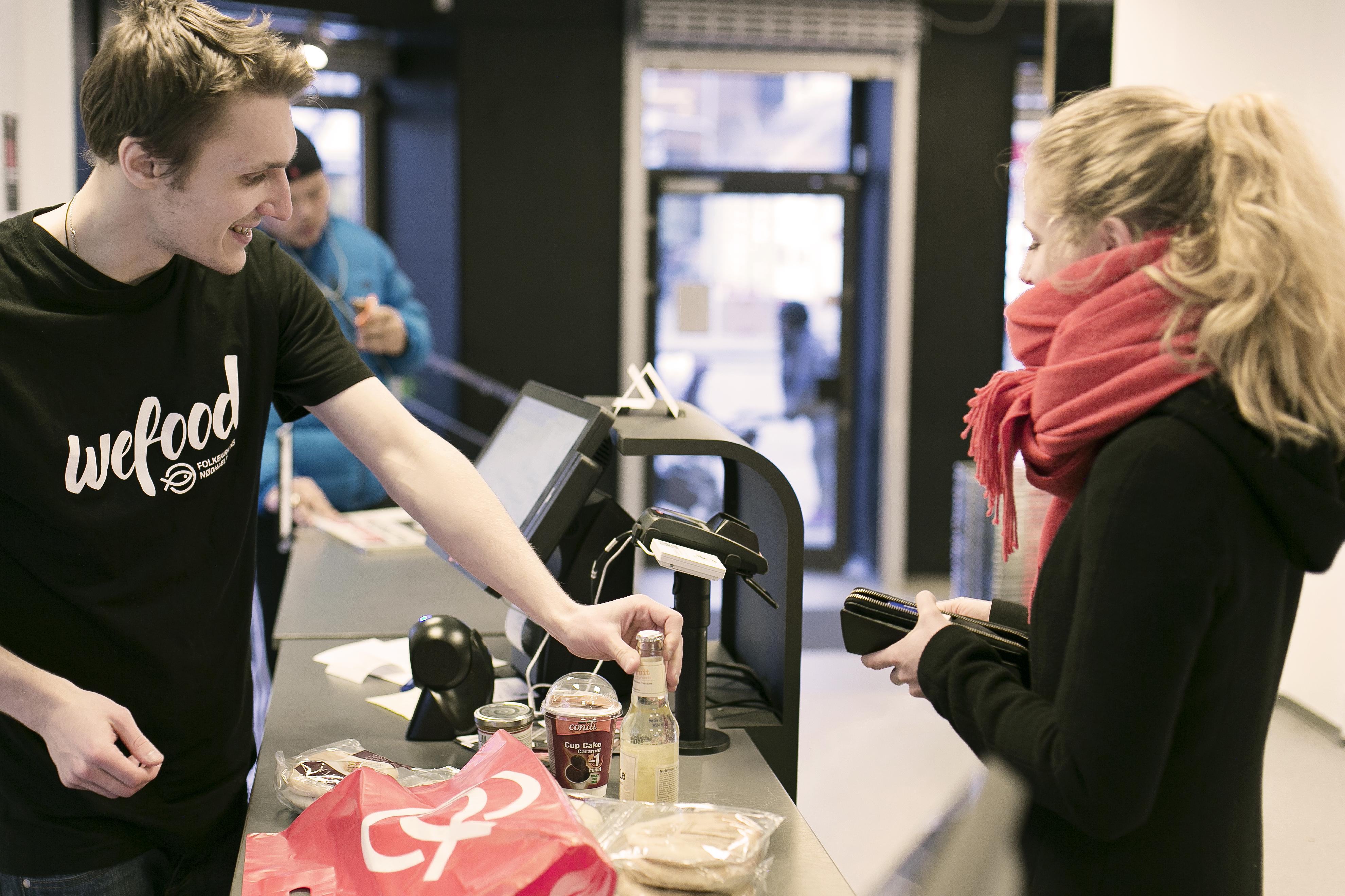 0fefc8b7ba8 Derfor udvider Wefood med to nye butikker. Foto: Mikkel Østergaard
