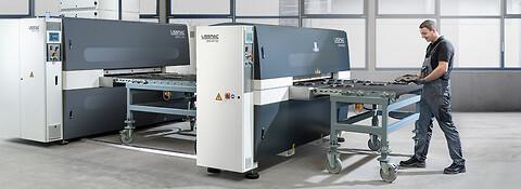 LISSMAC SBM-Serien af afgratningsmaskiner - LISSMAC afgratningsmaskiner