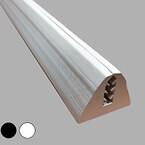 Bundprofil 50 mm (Heavy Base Profile)  til smitteskærm / hygiejneskærm - Betech